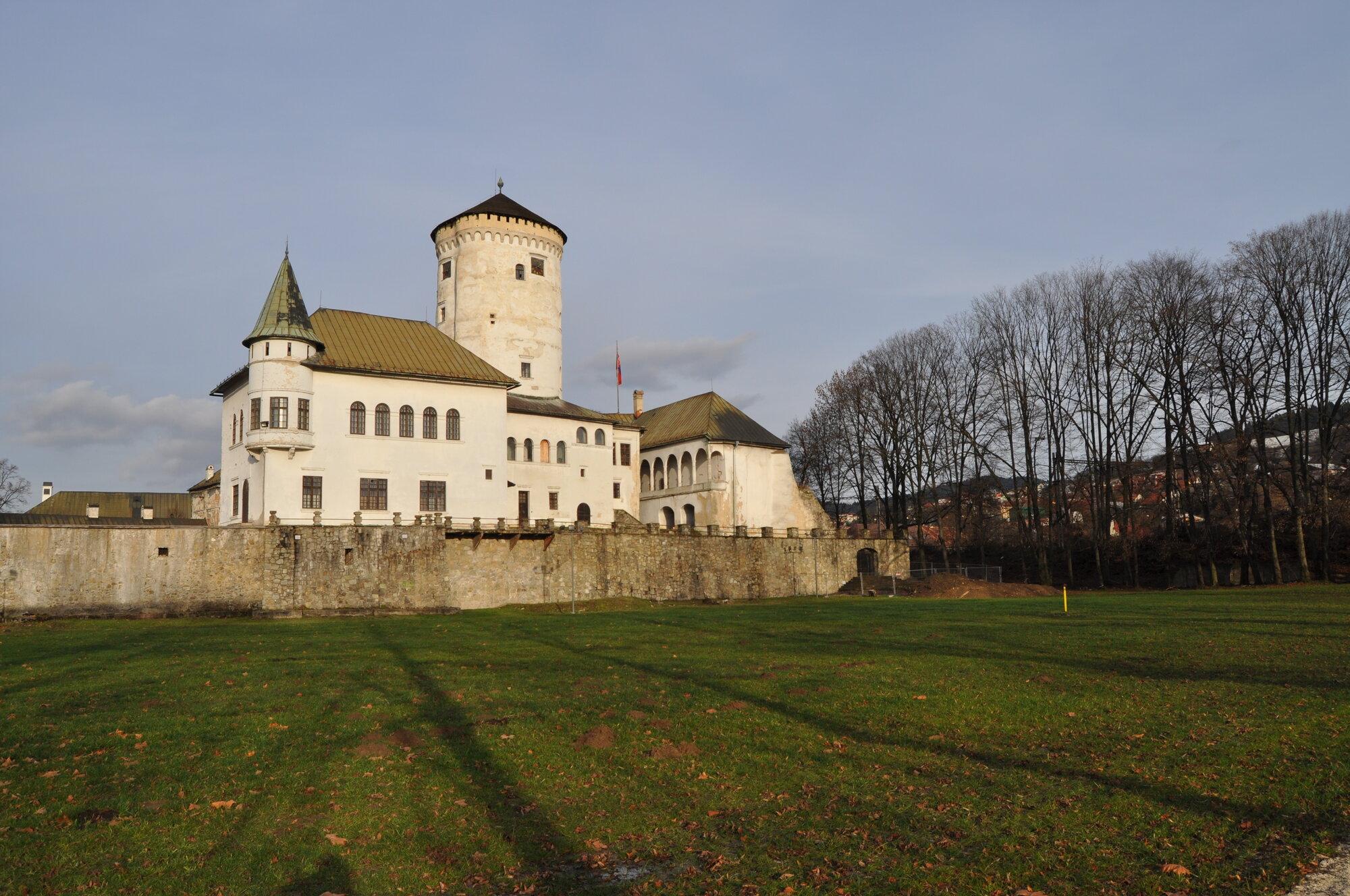 Жилина (Будатинский замок)
