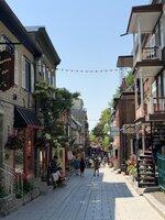ulice v Québecu