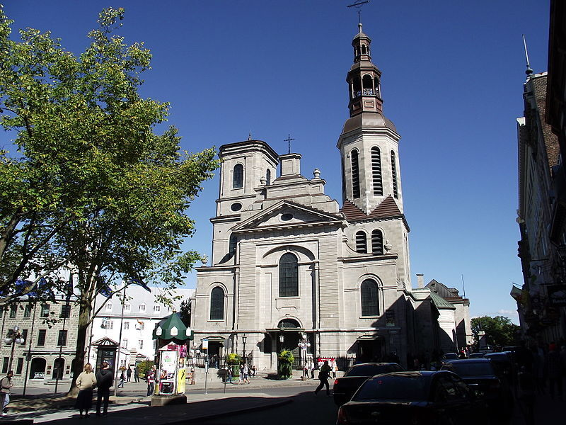 katedrála Notre-Dame de Québec