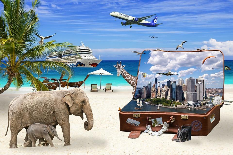 кругосветное путешествие, иллюстрационное фото, Pixabay