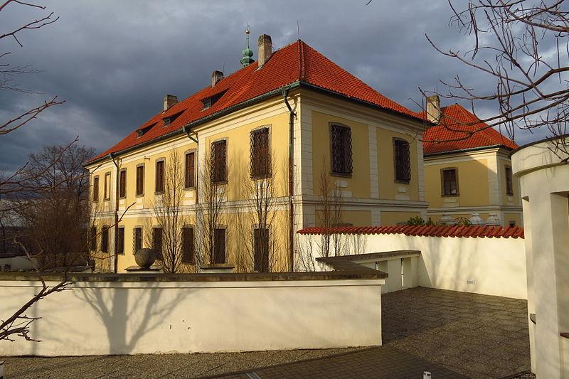 замок Кладно