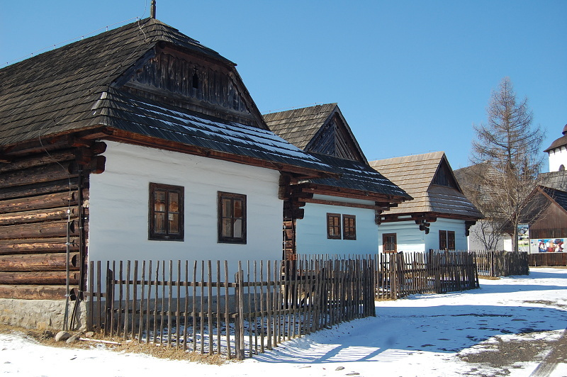 Muzeum liptovské dědiny v Pribylině