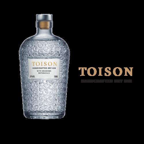 TOISON remeselný gin