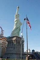 socha Svobody v Las Vegas