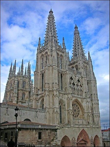 Burgos – katedrála