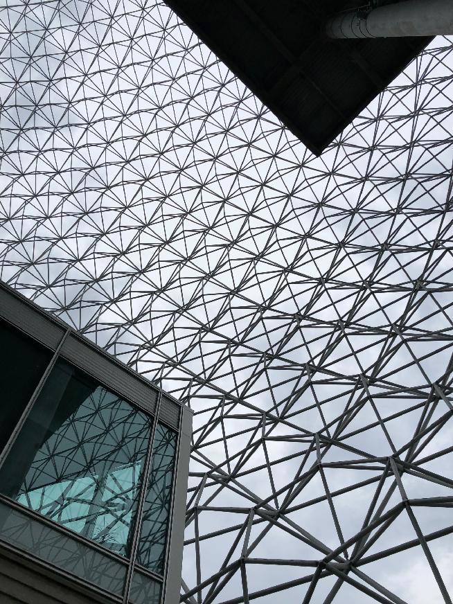 muzeum zevnitř