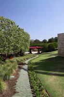 okolní zahrada