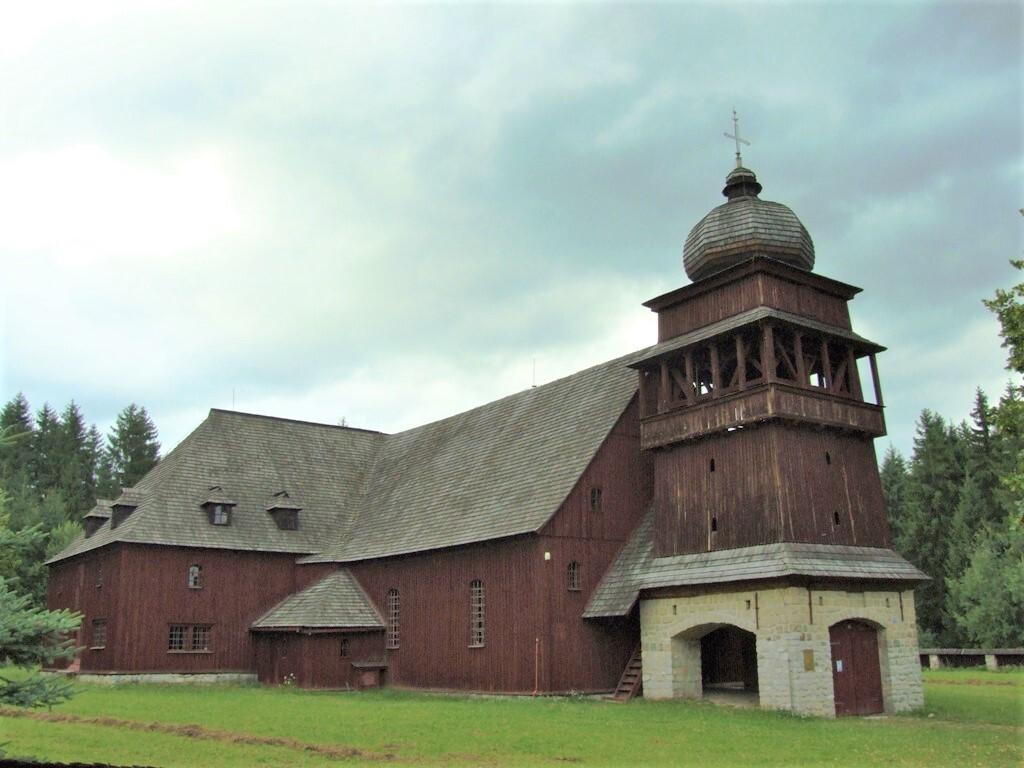 Svätý Kríž – artikulární evangelický kostel