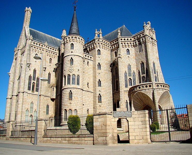 Astorga, palác