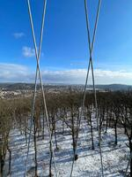 pohled na celé Brno