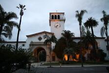 architektura Santa Barbary