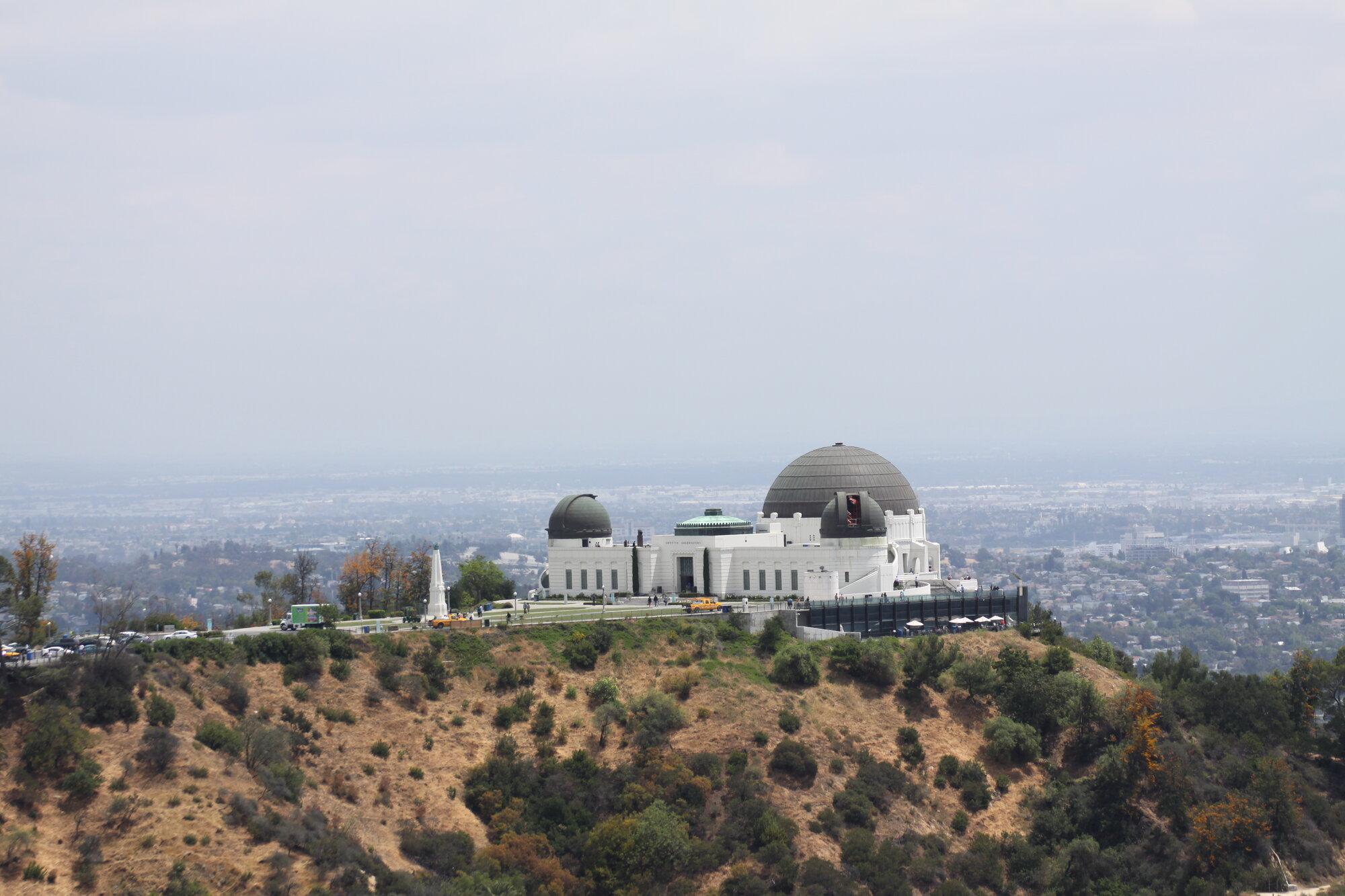 observatoř v LA