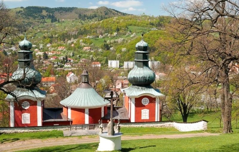 Banská Štiavnica, kalvárie