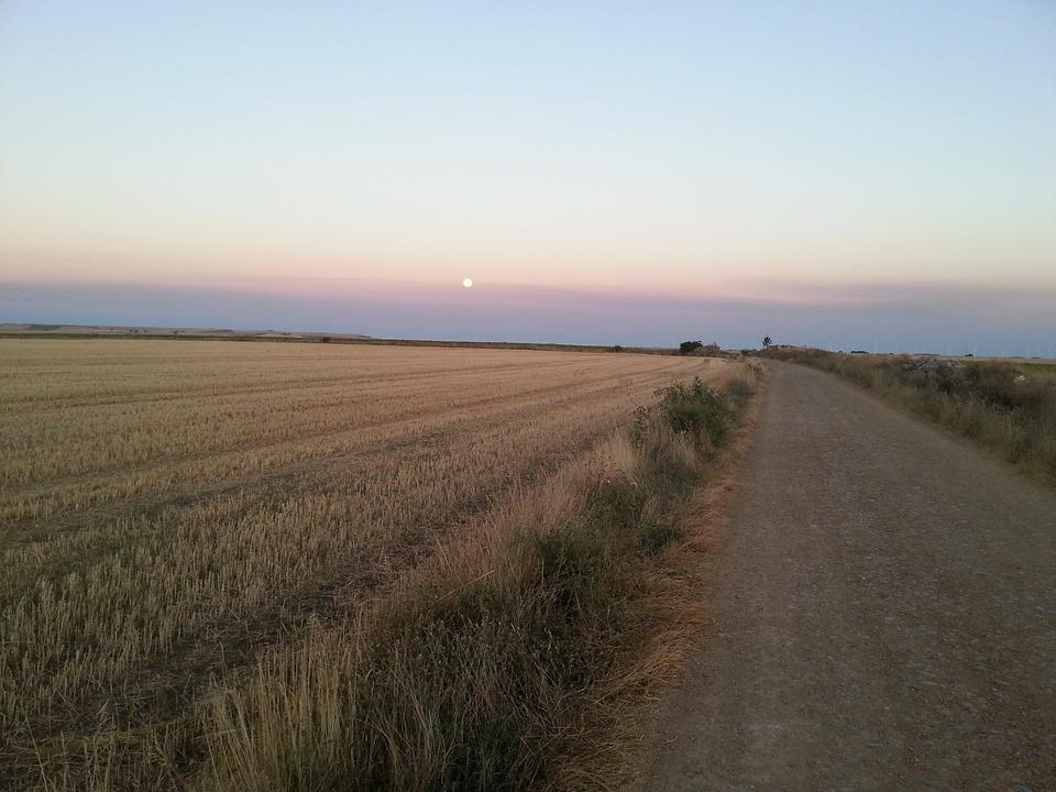 západy slunce