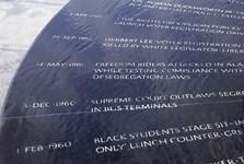 památník boje za lidská práva