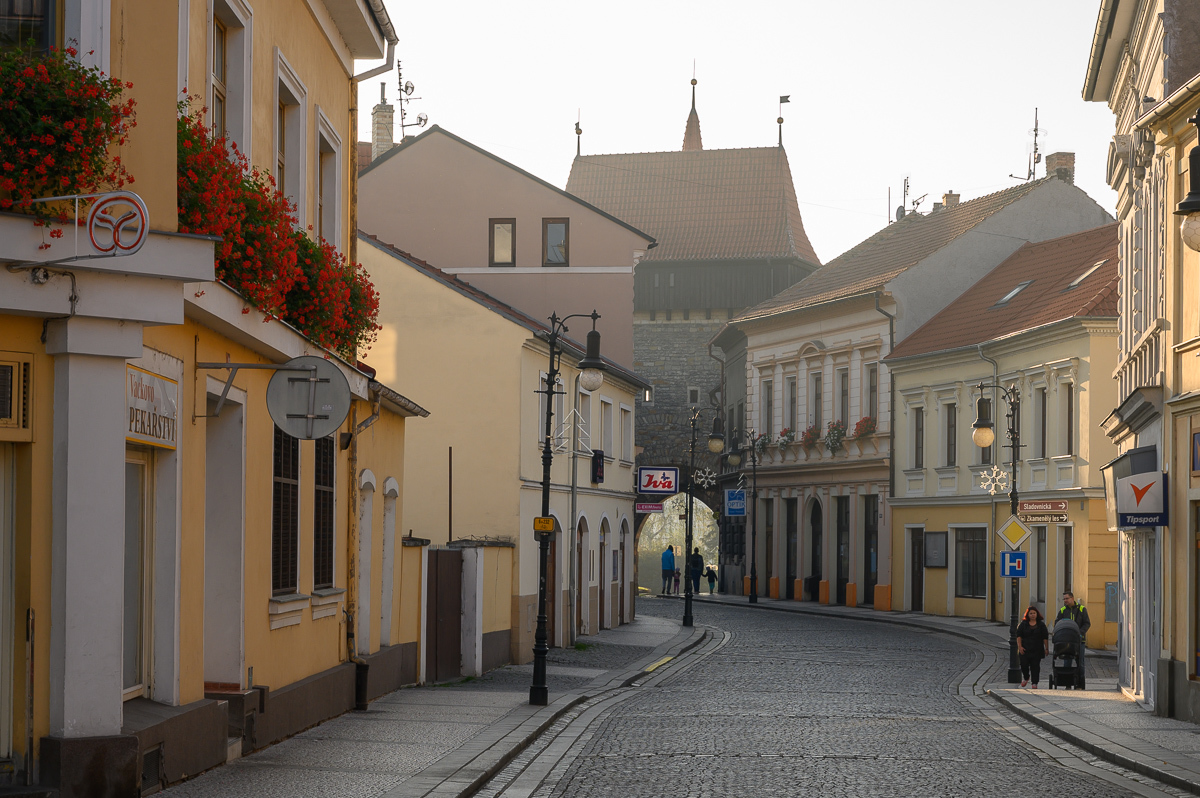 Žatecká ulice