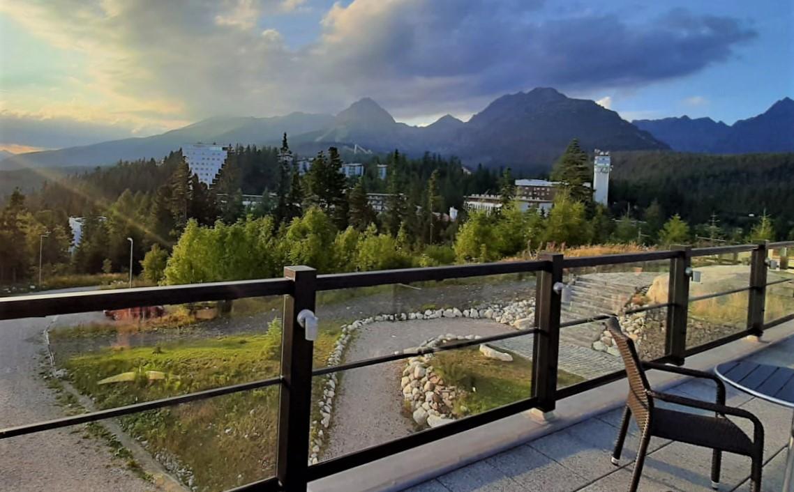 Móryho vyhlídka, Vysoké Tatry – pohledy z rozhledny