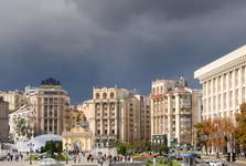 náměstí Nezávislosti (Maidan Nezalezhnosti)