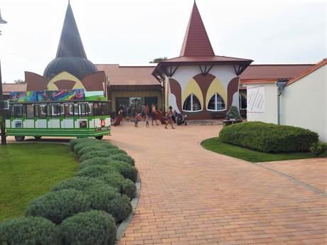 Veľký Meder - akvapark