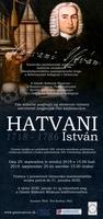 """výstava """"István Hatvani (1718 - 1786)"""""""