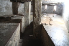 slave cells in the Museum of Slavery