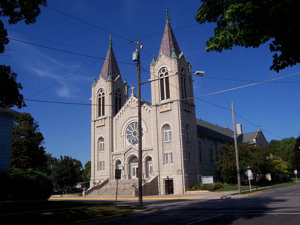 Sturgeon Bay – St Joseph's church