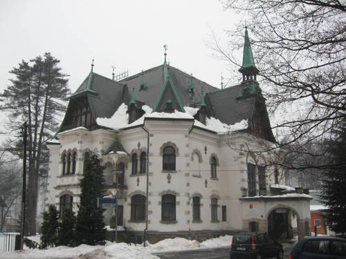 Riedl Villa