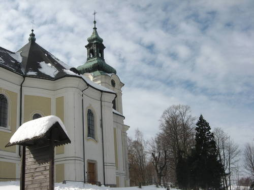 kostel sv. archanděla Michaela