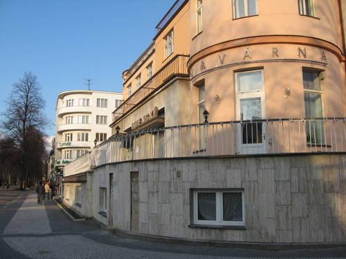 libensky - lázeňský dům