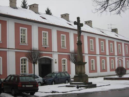kostel Štípa