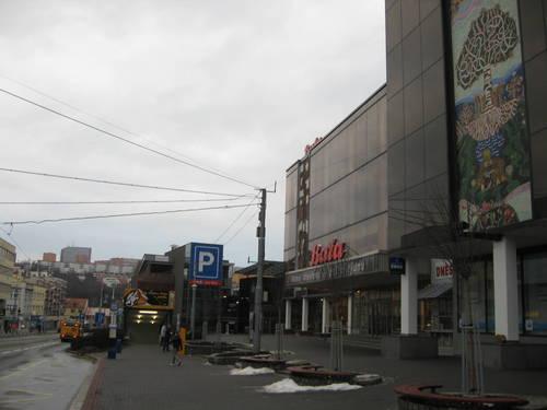 obchodní dům Baťa