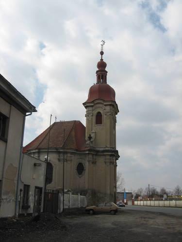 kaple Bolestné panny Marie