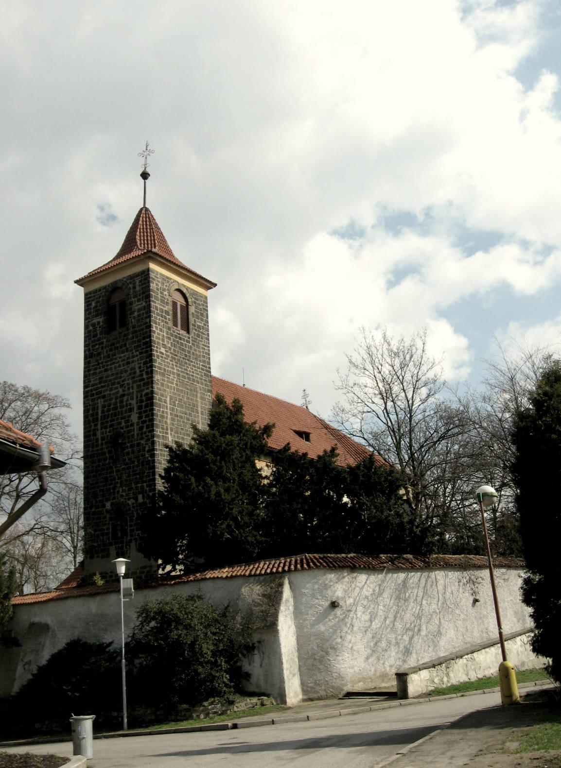 čelákovický kostel