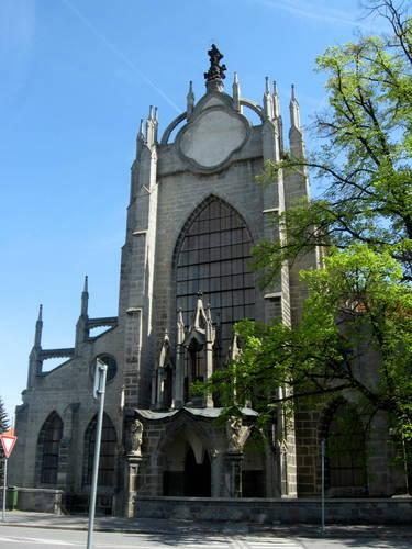 chrám Nanebevzetí Panny Marie
