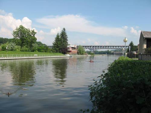 Bridge In Roudnice