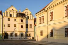 měšťanský dům Daliborka a stará radnice