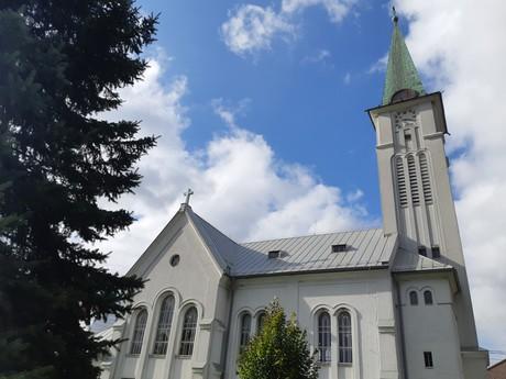 Turany - Evanjelický kostol