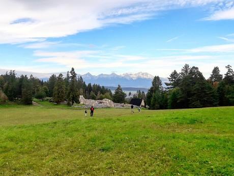 Kláštorisko, Slovenský raj
