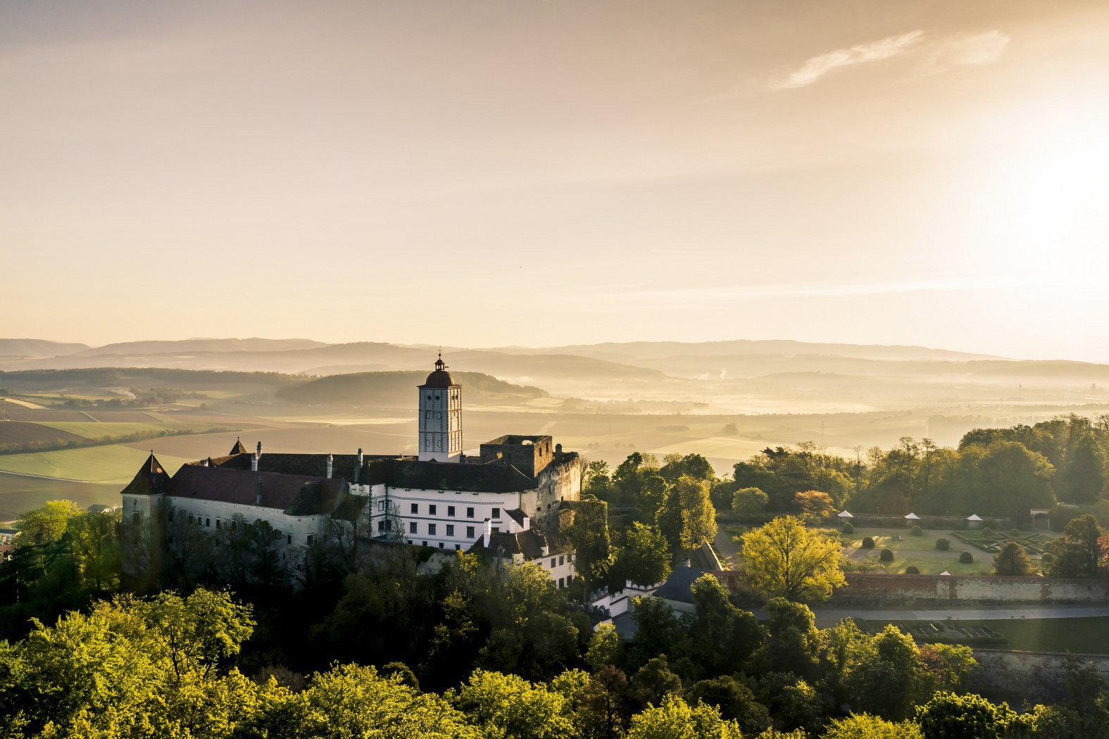 замок Шаллабург (c) Niederösterreich Werbung / Robert Herbst