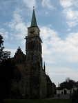 vez kostela sv. Jilji