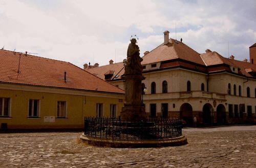 Kostelní náměstí