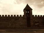 hradby v Nymburce