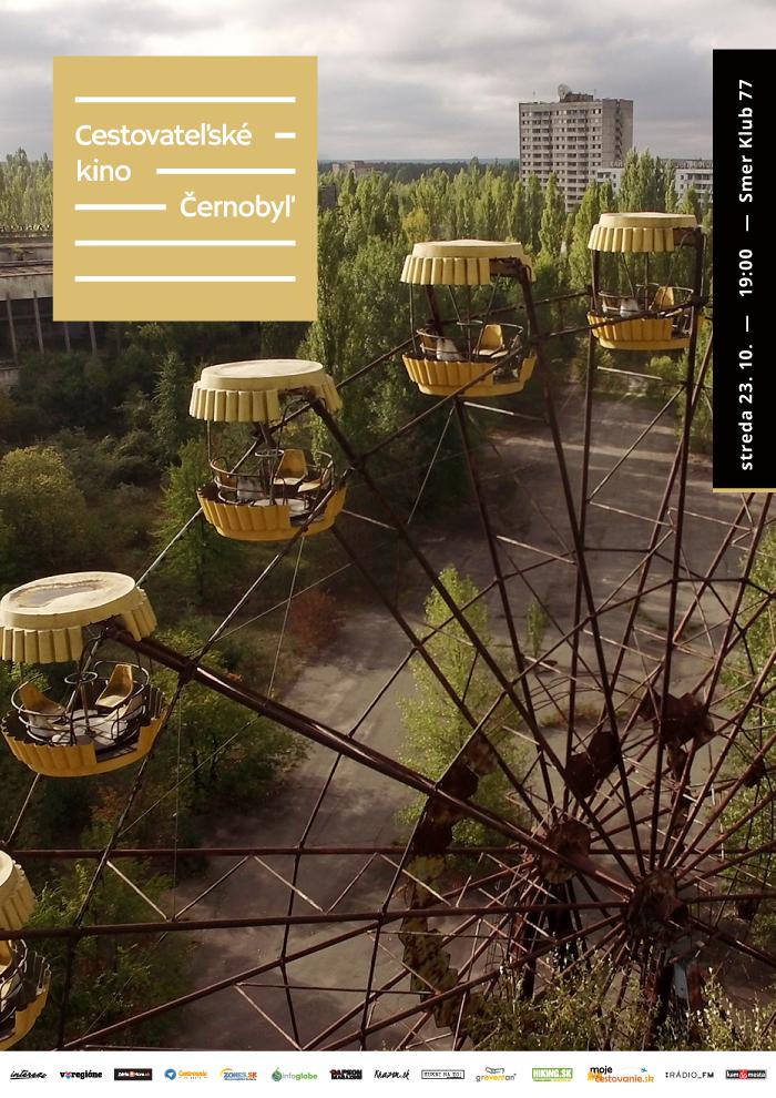 Cestovateľské kino - Černobyľ