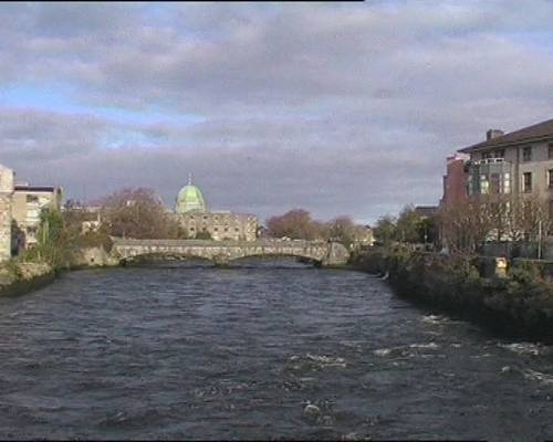 Řeka Corrib