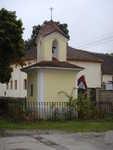 kaplicka v Zadni Trebani