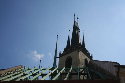 Towers of St. Nicholas Church