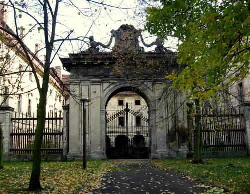 zámek Postoloprty