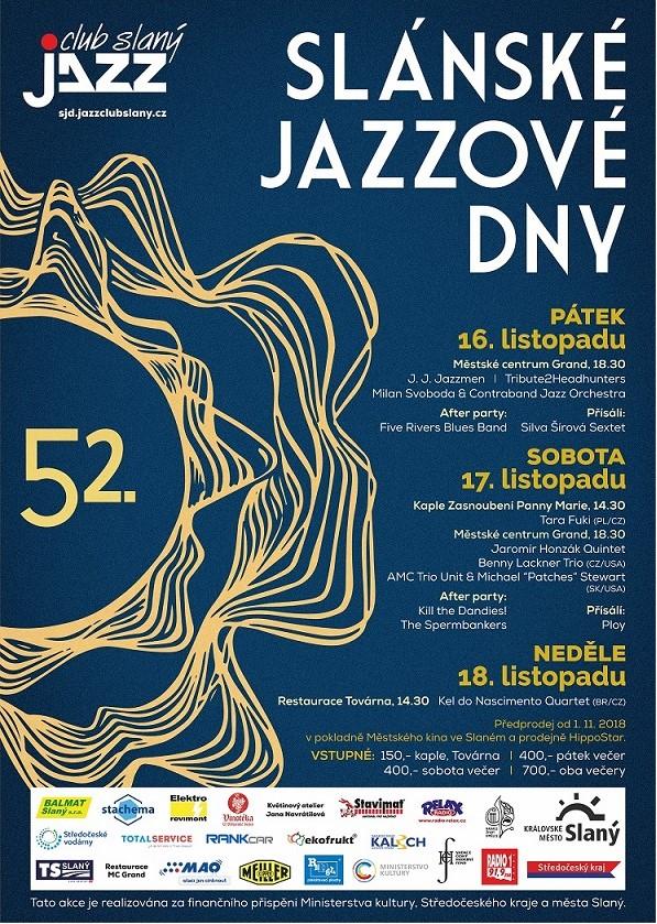 slaný jazz