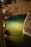 Jedno z mnoha jezer ve Veličce