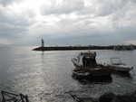 přístav u Marmarského moře